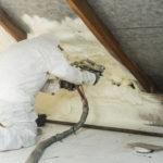 Pur foam insulation